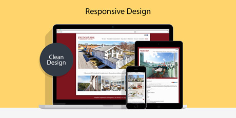 Fredegards – Responsive WordPress Theme