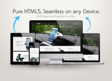 iOttie – Responsive HTML5 Website Design