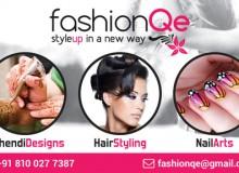 FashionQe – Banner Design