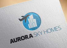 Logo for Aurora Sky Homes