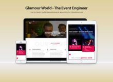 Glamour World – The Event Engineer