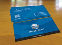 Ripple Group – Business Card