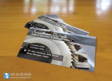 Tabla Player – Business Card