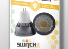 Poster Designs for SWICHIT Led Lights
